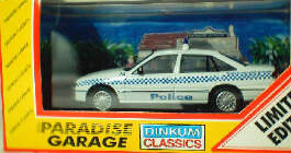 SA Police Holden Berlina VS