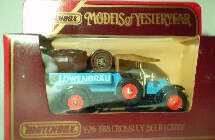 Y26 Crossley Lorry - Lowenbrau