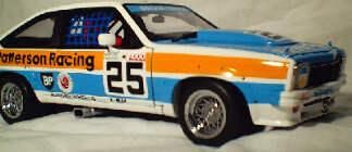 1:18 Biante Brock 1977 A9X No25