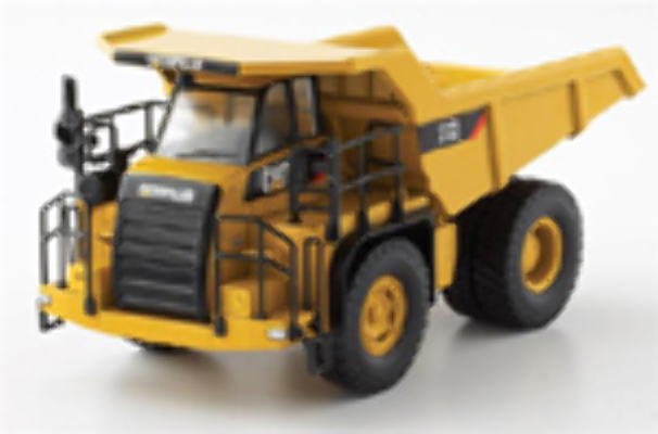 CAT 1:50 55147  772 OFF-HIGHWAY TRUCK