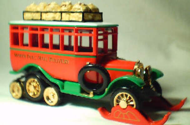 1922 Christmas Scannia Vabis