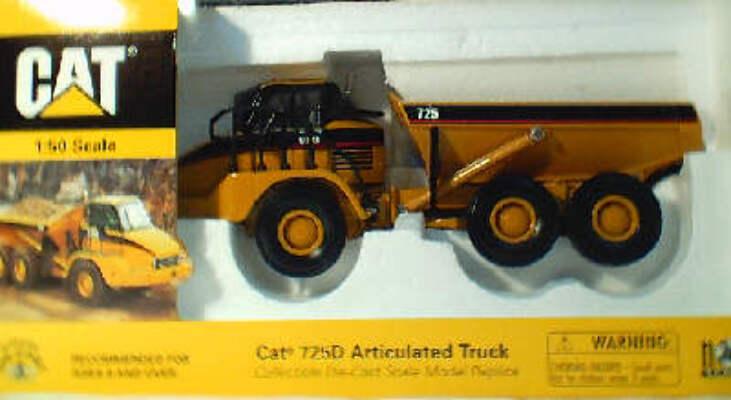 CAT 1:50 725 Articulated Truck