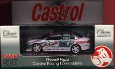 1:43 Classic Carlectables 1008/1 VT Holden Commodore 'Castrol SLX' Russell Ingal