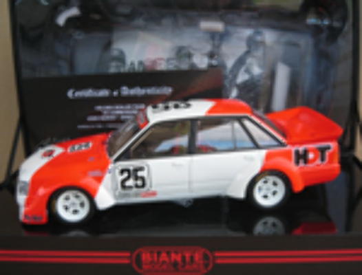 1:18 Biante Holden VK Commodore ss 1984 Bathurst 2nd Place No 25