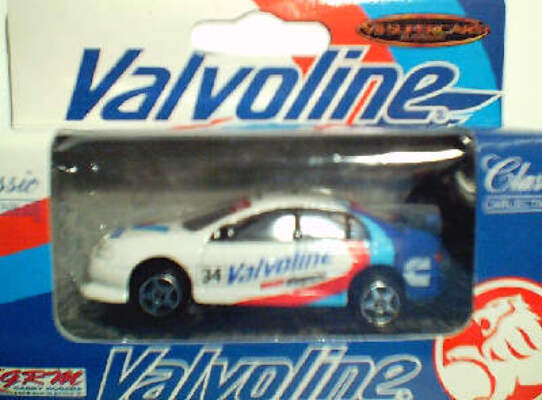 1:64 Classic Carlectables 64045 Garth Tander Valvoline 2001 Exclusive