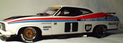 1:18 Biante 1977 Allan Moffat XB Touring Car Championship