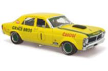 1:18 Classic Carlectable 18344 FORD Super falcon No1 (Grace Bros)