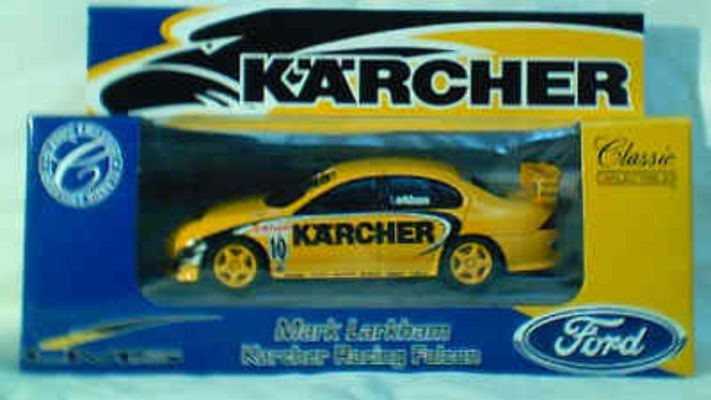 1:43 Classic Carlectables 2010-3 Mark Larkham - Karcher