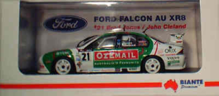1:43 Biante Brad Jones OzEmail Falcon