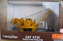 CAT 1:50 55210 CAT 572C TRACK-TYPE PIPE LAYER