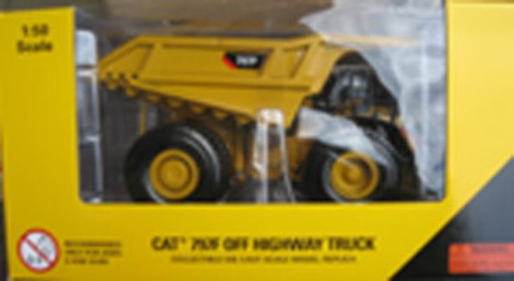 CAT 1:50 55206 CAT 797F OFF HIGHWAY TRUCK