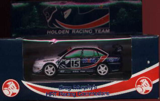 1:43 Classic Carlectables 1015 VS Holden Commodore Holden Racing Team 97 'Mobil' G.Murphy No.15