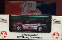 1:43 Classic Carlectables 1015/1 VS Holden Commodore Holden  Racing Team 98