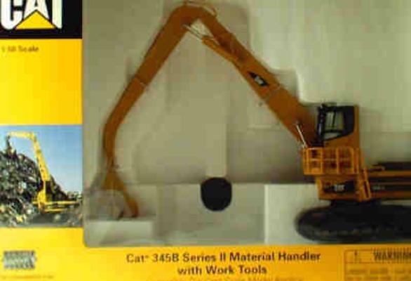 CAT 1:50 345B Series II Material Handler