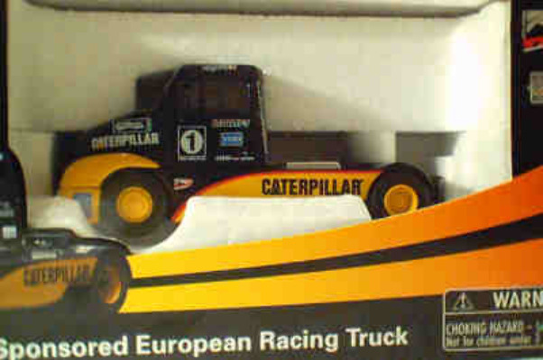 CAT 1:50 European Racing Truck