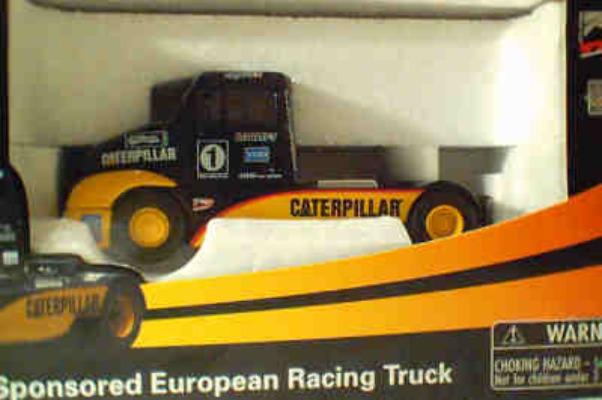 CAT 1:50 European Racing Truck