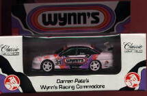 1:43 Classic Carlectables 1031 VS Holden Commodore Wynns Racing 97 'K-Mart' D.Pates No.31