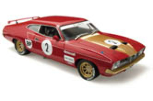 1:18 Classic Carlectable 18269 Ford XB 1976 ATCC Winner Moffat