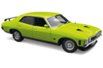 1:18 Classic Carlectable 18351 Ford 1973 XA Lime Green
