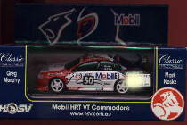 1:43 Classic Carlectables 1050/1 VT Holden Commodore Holden Racing Team 98 'Mobil 1' M.Noske/G.Murphy No.50