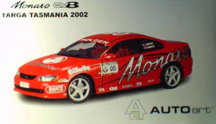 1:18 Biante Brock Collection -2002 Monaro Targa Tasmania 05