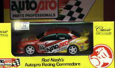 1:43 Classic Carlectables 1055 VT Holden Commodore 'Auto Pro Parts Professionals' Rod Nash Red/Yellow No.55 .