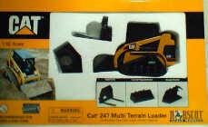CAT 1:32 247 Multi Terrain Loader