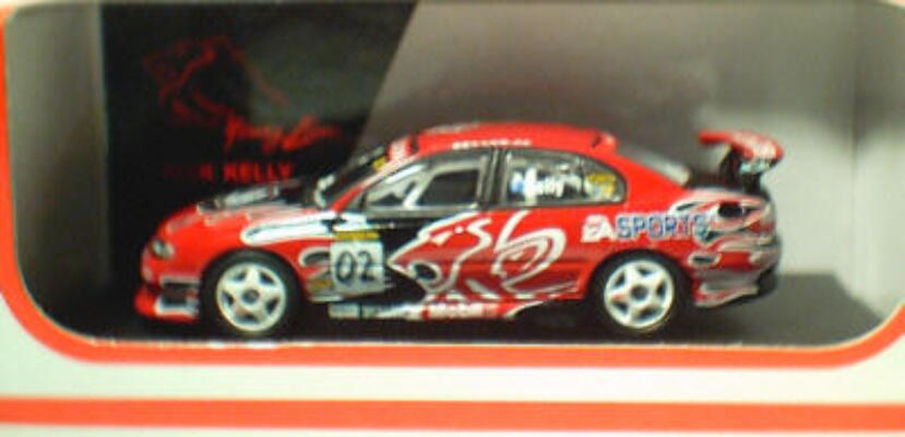 1:64 Biante Commodore VX Holden Young Lions Rick Kelly