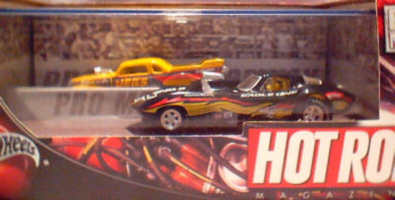 HW Hot Rod Pro Mods