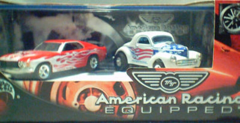 HW American Racing Equipt