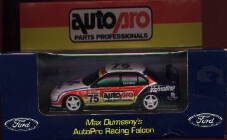 1:43 Classic Carlectables 2075 EF Ford Falcon AutoPro Racing Falcon 'Valvoline' M.Dumesny No.75