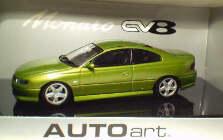 1:43 Biante Monaro V2 - Green