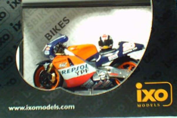 RAB013 Honda NSW500 Repsol #28 Criville