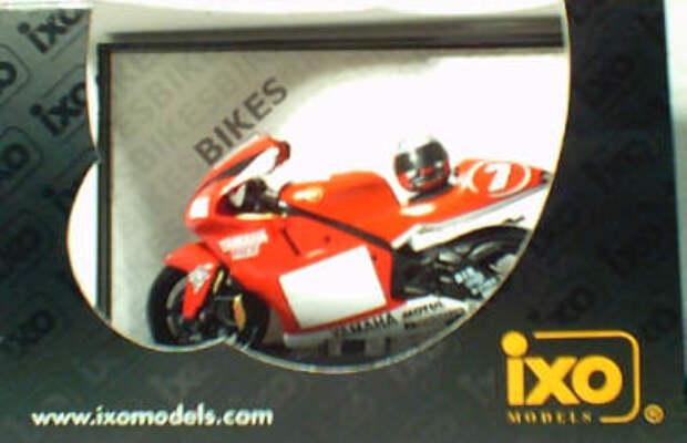 RAB018 Yamaha ZYR 500 C.Checka