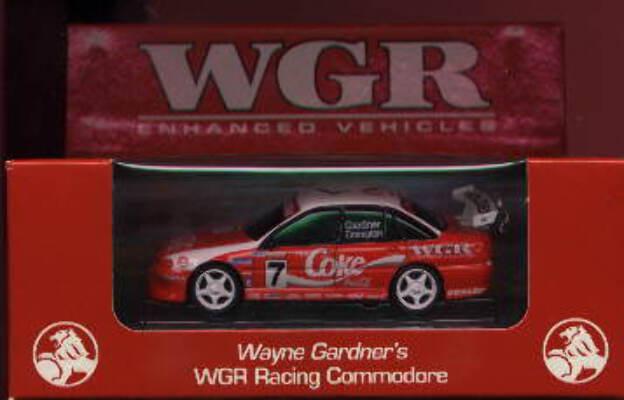 1:43 Classic Carlectables 1007 WGR Wayne Gardner Commodore