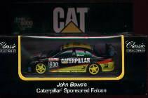 1:43 Classic Carlectables 2600 John Bowe's Caterpillar Falcon