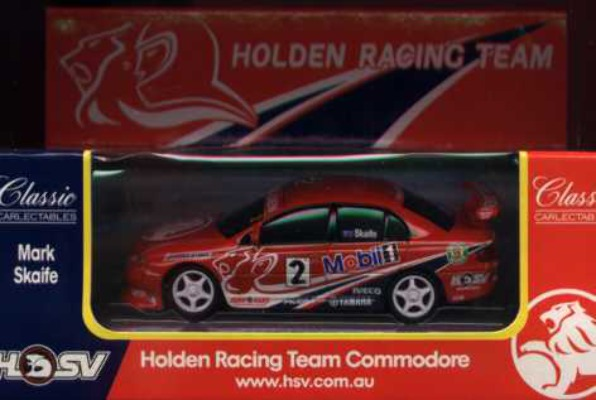 1:43 Classic Carlectables 1002-1 Mark Skaife - Holden Racing Team