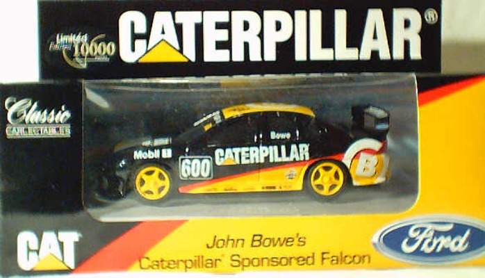 1:43 Classic Carlectables 2600-1 John Bowe 2000