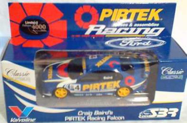 1:43 Classic Carlectables 2004-3 Craig Baird - Pirtek