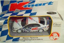 1:43 Classic Carlectables 1007-4 Steven Richards Kmart Commodore