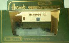 Y29 Harrods Walker Electric van MB