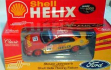 1:43 Classic Carlectables 2017-5 Steven Johnson Shell Falcon