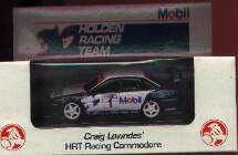 1:43 Classic Carlectables 1001 VR Holden Commodore Holden Racing Team 96 'Mobil' C.Lowndes No.1