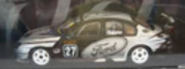 1:43 Biante Falcon AU OO Motorsport Neil Crompton