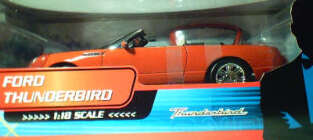 1:18 James Bond Ford Thunderbird