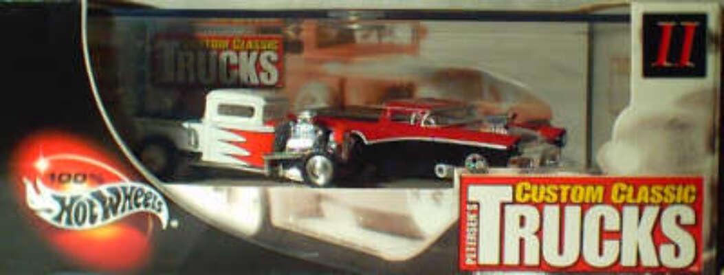 HW Petersens Custom Classic Trucks 1:64