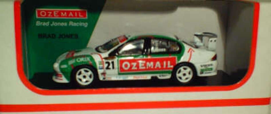 1:64 Biante Brad Jones Racing - Brad Jones
