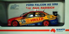 1:43 Biante DJR 2002 Paul Radisich