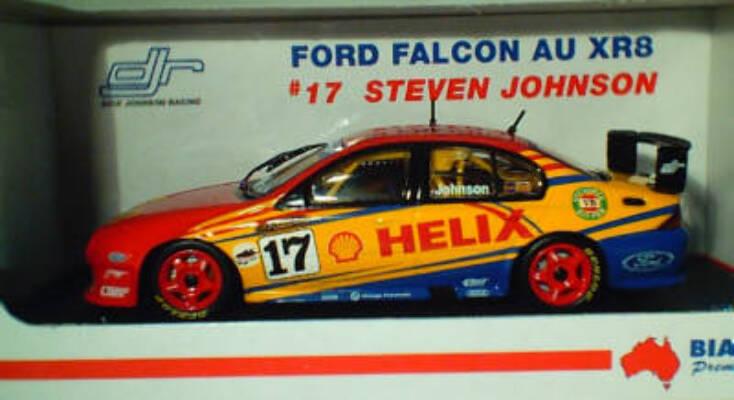 1:43 Biante DJR Steven Johnson 2002