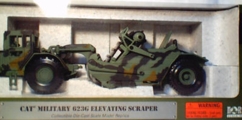 CAT 1:50 Military 623G Ekevating Scraper